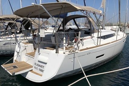 Jeanneau Sun Odyssey 439 for sale in Greece for £125,000