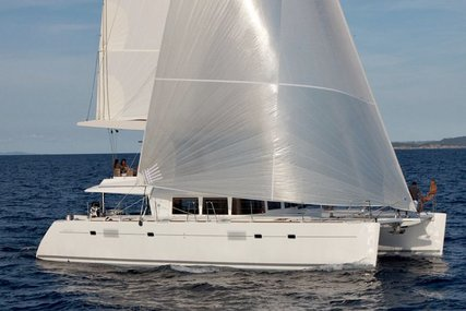 Lagoon 560 for charter in Italy from €16,000 / week