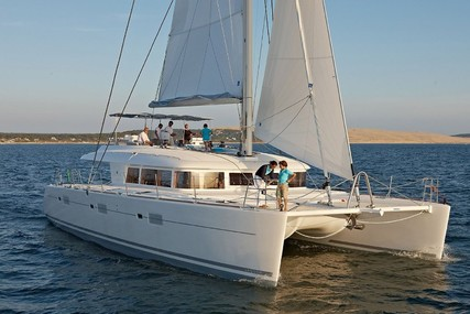 Lagoon 620 for charter in Seychelles from €24,000 / week