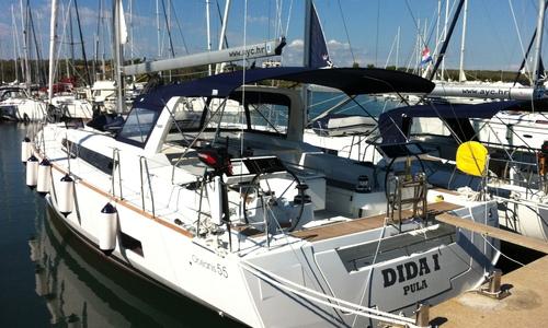 Image of Beneteau Oceanis 55 for sale in Croatia for £250,000 Croatia