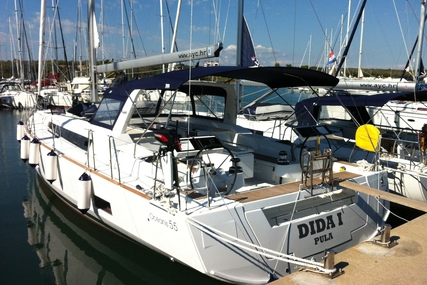 Beneteau Oceanis 55 for sale in Croatia for £250,000