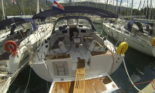 Image of Hanse 415 for sale in Croatia for £110,000 Croatia