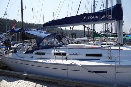 Dufour Yachts 385 for charter in Canada from €2,816 / week