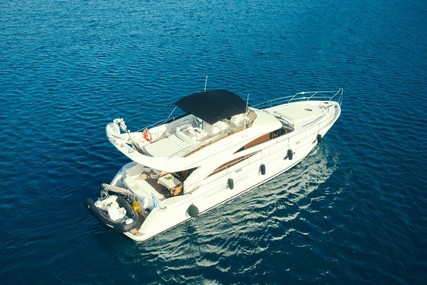 Princess 61 for charter in Greece from €9,520 / week