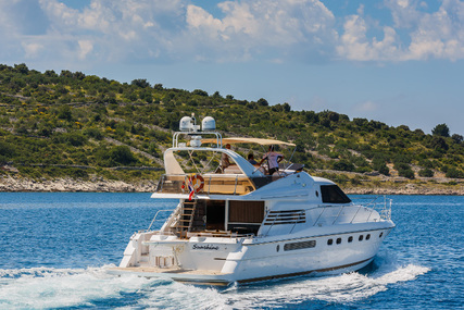 Fairline 65 Squadron for charter in Croatia from €8,125 / week