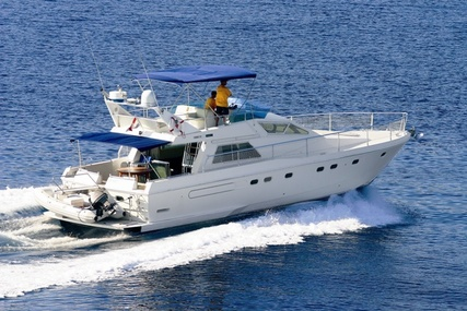 Ferreti Yachts 52-7 for charter in Croatia from €3,835 / week