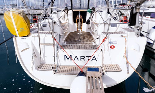 Image of Dufour Yachts Dufour 385 Grand Large for sale in Croatia for £69,000 Croatia