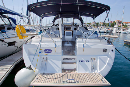Elan Impression 444 for charter in Croatia from €1,749 / week
