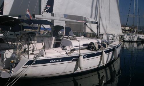 Image of Elan 40 for sale in Croatia for £82,000 Croatia