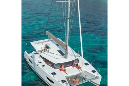 Fountaine Pajot Lucia 40 (4cab./2hds) for charter in Cape Verde from €3,750 / week