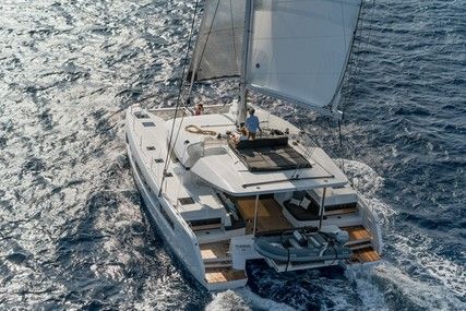 Lagoon 50 for charter in Martinique from €6,000 / week