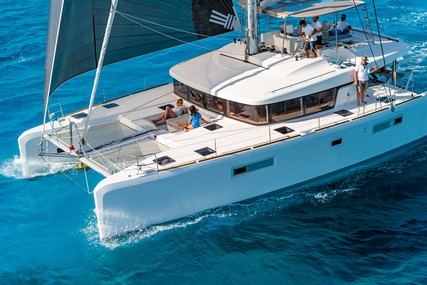 Lagoon 52F for charter in Martinique from €6,300 / week