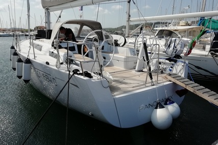 Grand Soleil 43 for charter in Italy from €3,500 / week