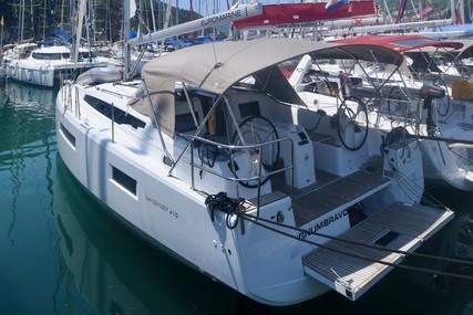 Jeanneau Sun Odyssey 410 for charter in Croatia from €2,095 / week