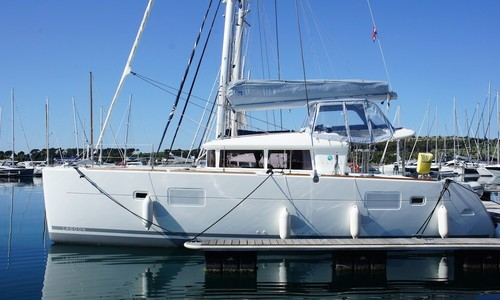 Image of Lagoon 400 for sale in Croatia for £229,000 Croatia