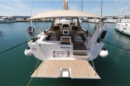 Dufour Yachts 430 Grand Large for sale in Croatia for £197,000