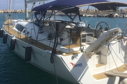 Beneteau Oceanis 50 for charter in Italy from €1,810 / week