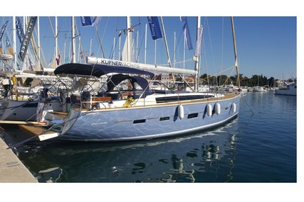 D&D Yachts Kufner 54.2 for charter in Croatia from €2,400 / week