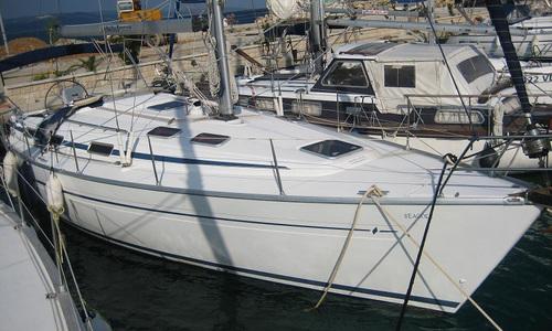 Image of Bavaria Yachts 41 for charter in Croatia from €1,000 / week Baška Voda, Croatia