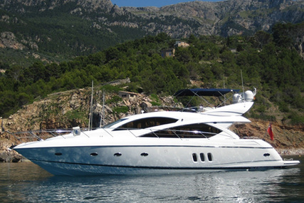 Sunseeker Manhattan 60 for charter in Croatia from €15,000 / week