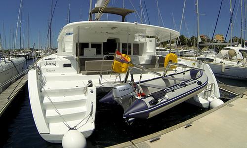 Image of Lagoon 450 for sale in Croatia for £360,000 Croatia