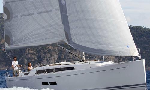 Image of Grand Soleil 39 for sale in Croatia for £129,000 Croatia