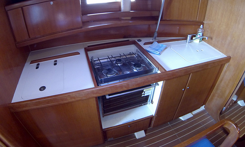 Image of Dufour Yachts 385 GL for sale in Croatia for £62,000 Croatia