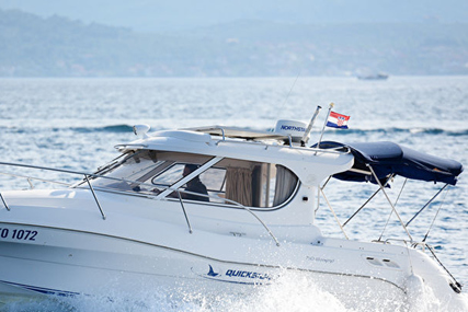 Quicksilver 750 for charter in Croatia from €1,300 / week