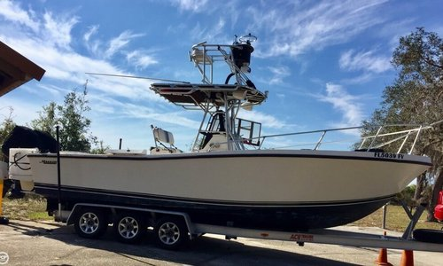 Image of Mako 261 for sale in United States of America for $39,900 (£31,807) Lake Wales, Florida, United States of America