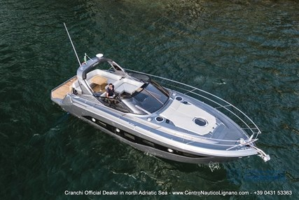 Cranchi Z 35 for sale in Italy for €280,000 (£252,211)