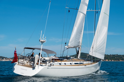 Nautor's Swan 66 for sale in Cayman Islands for €1,150,000 (£971,407)