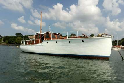Custom Silvers twin screw motor yacht for sale in United Kingdom for £27,500