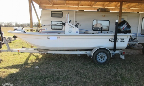 Image of Carolina Skiff 18 JVX CC for sale in United States of America for $23,750 (£19,492) Elgin, Texas, United States of America