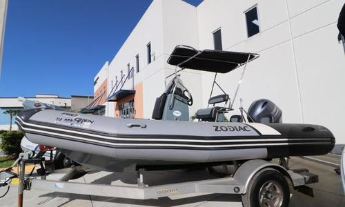 Image of Zodiac Pro Open 550 for sale in United States of America for $38,600 (£31,090) Fort Lauderdale, FL, United States of America