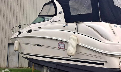 Image of Sea Ray 280 Sundancer for sale in United States of America for $55,800 (£43,028) Baltimore, Maryland, United States of America