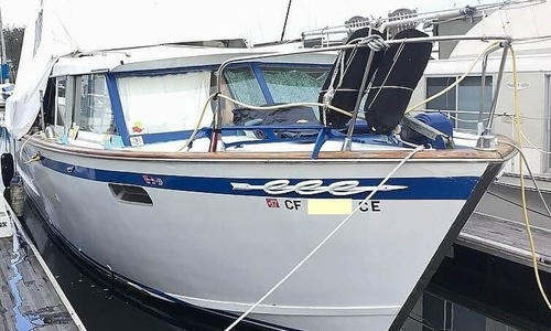Image of Chris-Craft Cavalier 35 Double Cabin for sale in United States of America for $18,000 (£14,009) Emeryville, California, United States of America