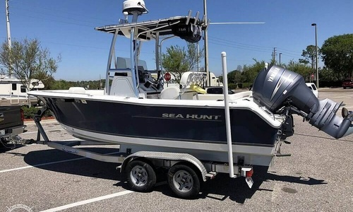 Image of Sea Hunt Ultra 211 for sale in United States of America for $36,000 (£28,776) Mineral, Virginia, United States of America