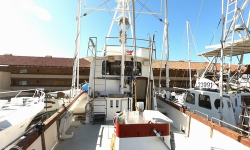 Image of Custom 6 Pack SportFIsh / Dive Boat for sale in United States of America for $60,000 (£46,452) Oxnard, California, United States of America