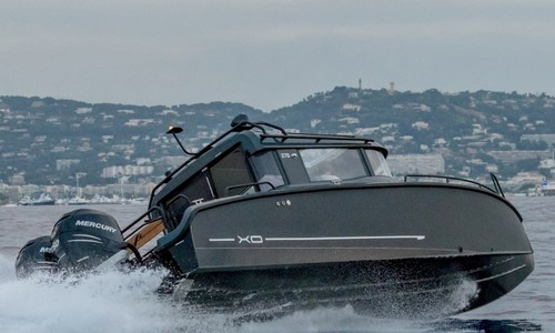 Image of XO Cabin 270 front ob for sale in United Kingdom for £137,930 United Kingdom