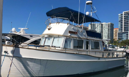 Image of Grand Banks Classic for sale in United States of America for $129,000 (£98,722) Sarasota, Florida, United States of America