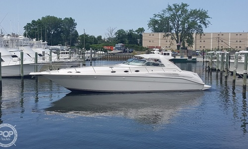 Image of Sea Ray 450 Sundancer for sale in United States of America for $54,500 (£43,392) Belmar, New Jersey, United States of America