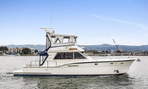 Image of Hatteras '77/'10  56 SeaKeeper for sale in United States of America for $165,000 (£126,792) Alameda, CA, United States of America