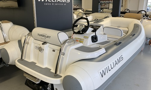 Image of Williams Turbo Jet 325 Sport 100 Hp for sale in United Kingdom for £18,950 Boats.co., United Kingdom