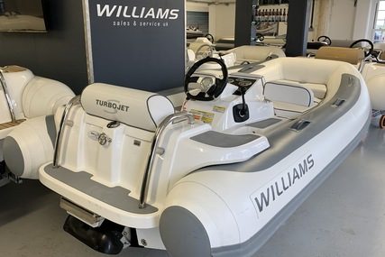 Williams Turbo Jet 325 Sport 100 Hp for sale in United Kingdom for £18,950