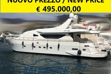 Alalunga 72 for sale in Italy for €495,000 (£447,159)