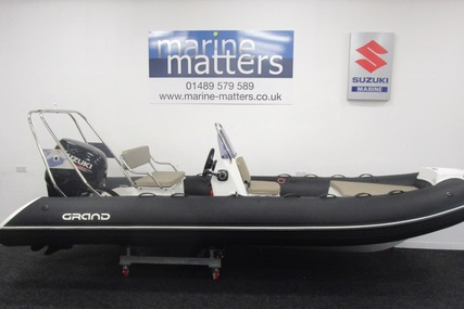 Grand S520 RIB for sale in United Kingdom for £23,995