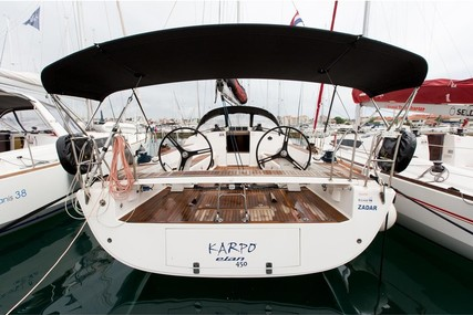 Elan 450 Performance for charter in Croatia from €2,000 / week
