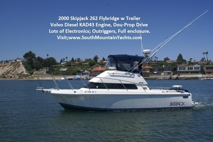 Skipjack 262 Flybridge for sale in United States of America for $79,900 (£62,691)
