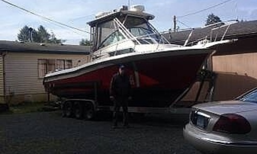 Image of Grady-White Sailfish 272 for sale in United States of America for $33,400 (£25,942) Rockaway Beach, Oregon, United States of America