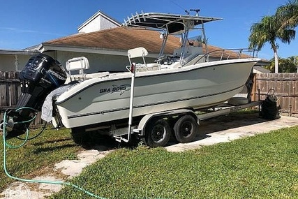 Sea Boss 255 CC for sale in United States of America for $35,600 (£27,603)